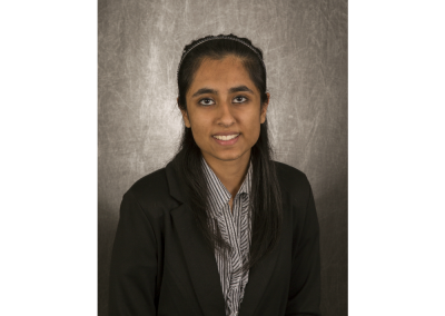 Fatima Naveed, Travel Grant