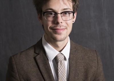 Jacob Ward, Travel Grant 2