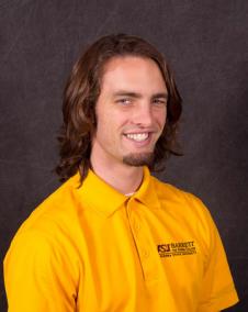 Adam Johnson, Outstanding Undergraduate – Human Systems Engineering