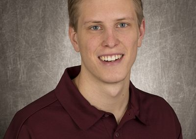 Christopher Balzer, Goldwater Scholarship recipient