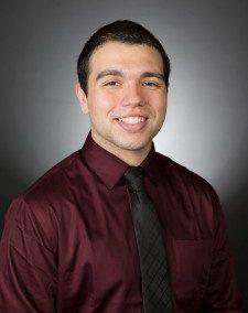 Jorge Cardenas, Outstanding Undergraduate – Electrical Engineering