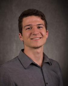 Andrew Hickey, Outstanding Undergraduate – Mechanical Engineering