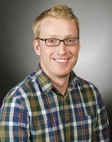 Nathan Kirkpatrick, Outstanding Undergraduate – Biomedical Engineering