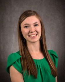 Anna Weiss, Outstanding Undergraduate – Materials Science Engineering