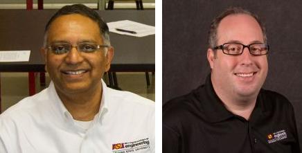 Ganesh and Lande Named 2016 Tooker Professors