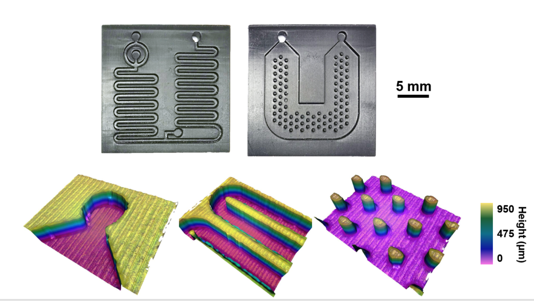 Design and Fabrication of 3D Printable Fluid Network Systems